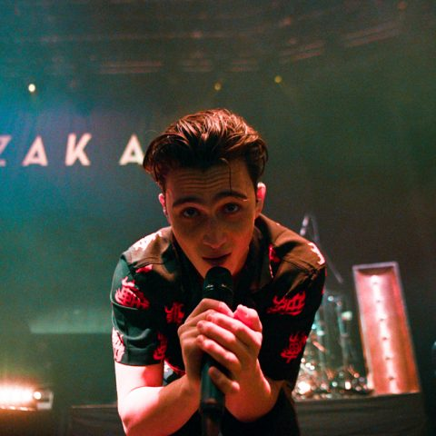 Zak Abel Presents Date Night - The Roundhouse 25