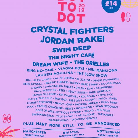 Dot To Dot announce second wave of acts