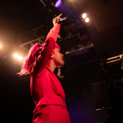 GIRLI Review + Photoset - O2 Academy Islington 11