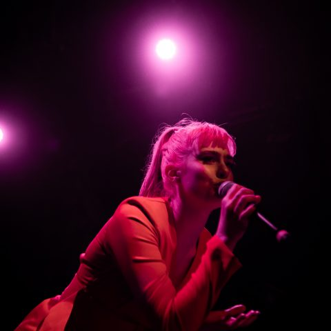 GIRLI Review + Photoset - O2 Academy Islington 12