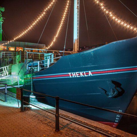 Thekla to get £1,000,000 overhaul