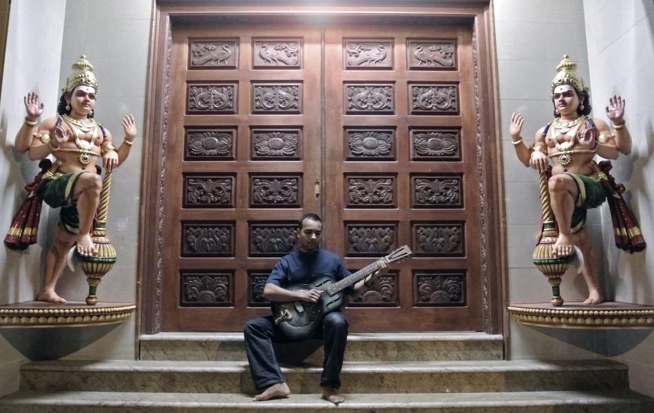 Ajay Srivastav – Karmic Blues 1