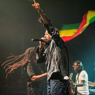 Damian Marley Review + Photoset - O2 Academy Bristol 12