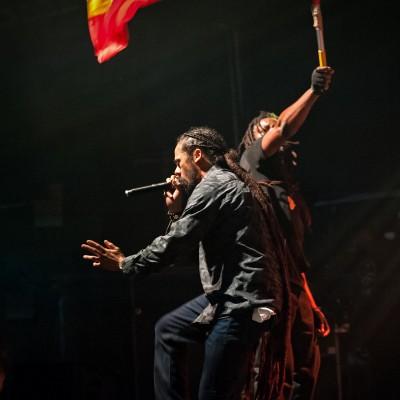 Damian Marley Review + Photoset - O2 Academy Bristol 13