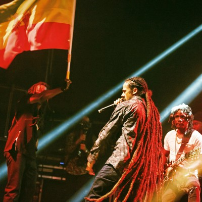 Damian Marley Review + Photoset - O2 Academy Bristol 17