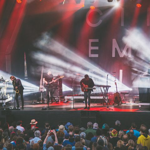 Bristol Sounds 2019: The Cinematic Orchestra Review 7