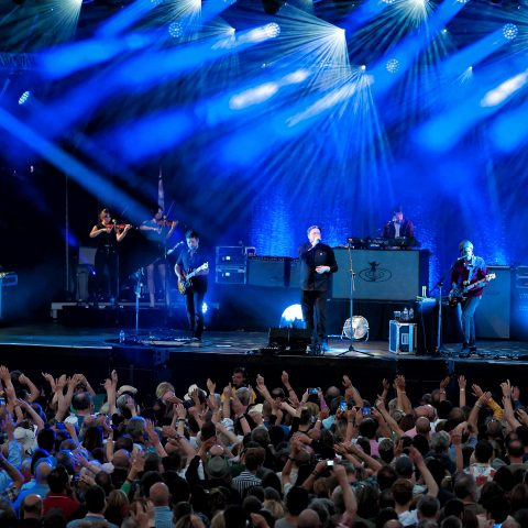 In Photos: Bristol Sounds 2019 - Elbow 39