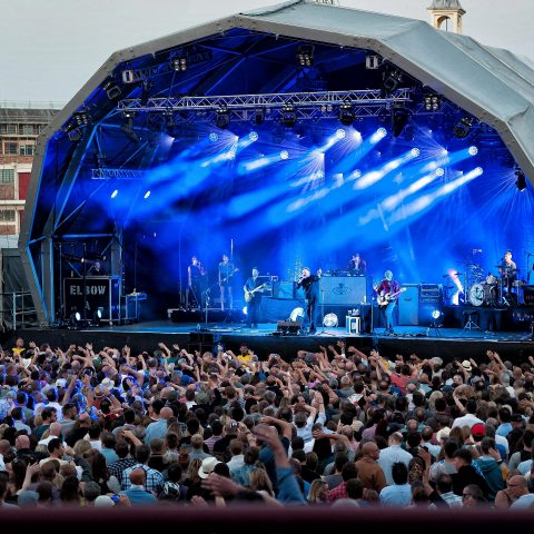 In Photos: Bristol Sounds 2019 - Elbow 48