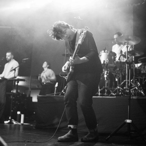 Bombay Bicycle Club Review + Photoset - SWX 11