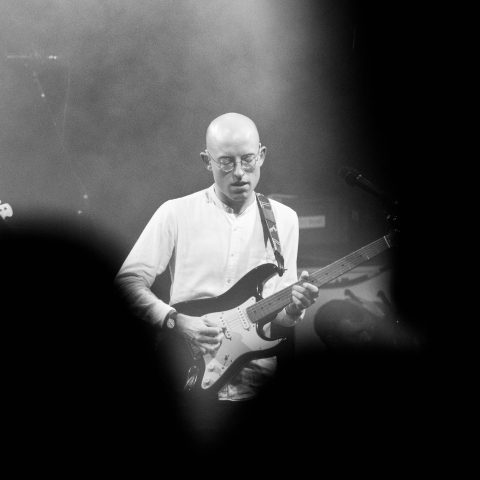 Bombay Bicycle Club Review + Photoset - SWX 14