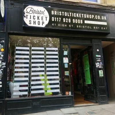 Bristol Ticket Shop announces its closure