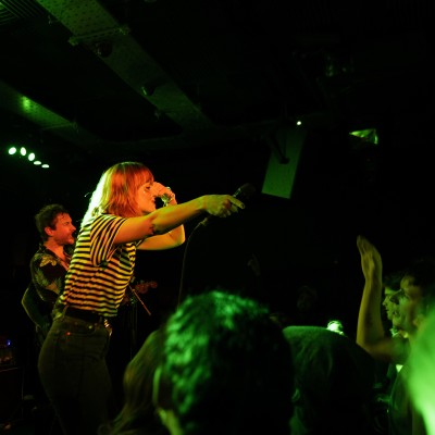 The Mowgli's Review + Photoset - Camden Assembly 11