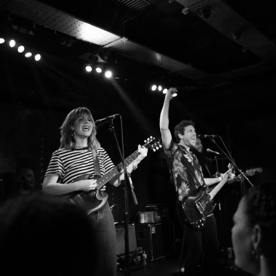 The Mowgli's Review + Photoset - Camden Assembly 1