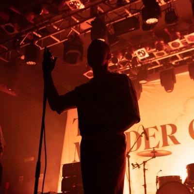 The Murder Capital Photoset - Electric Ballroom 10