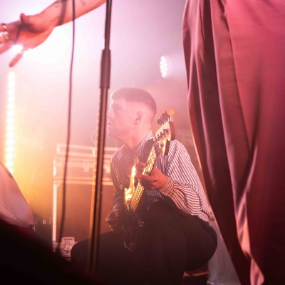 The Murder Capital Photoset - Electric Ballroom 14