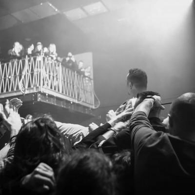 The Murder Capital Photoset - Electric Ballroom 26