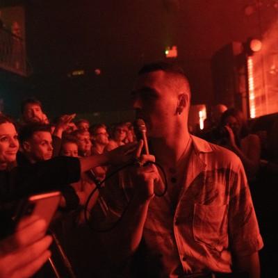 The Murder Capital Photoset - Electric Ballroom 3
