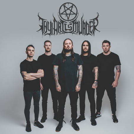 Thy Art is Murder, talk new music, state of USA & Kim K