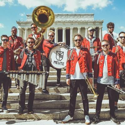 Meute- The new techno sensation marching into 2020