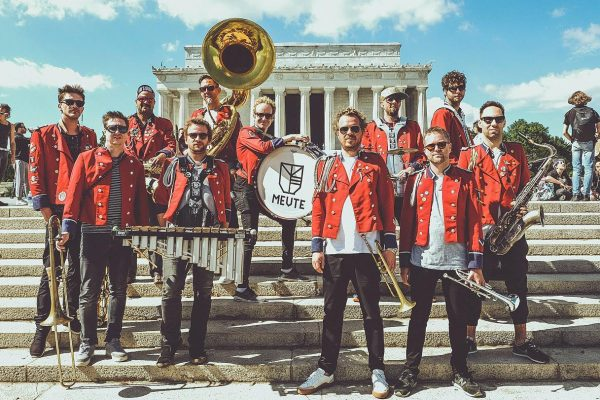 Meute- The new techno sensation marching into 2020
