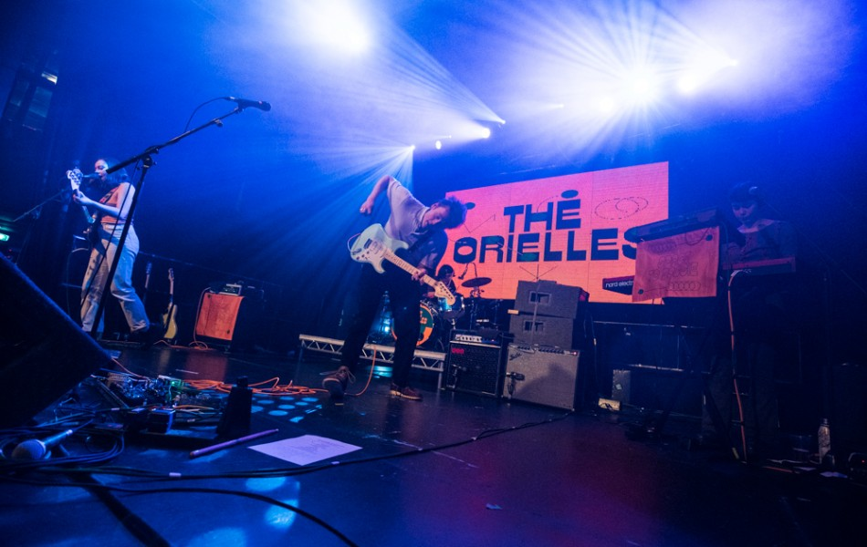 The Orielles Photoset - SWX
